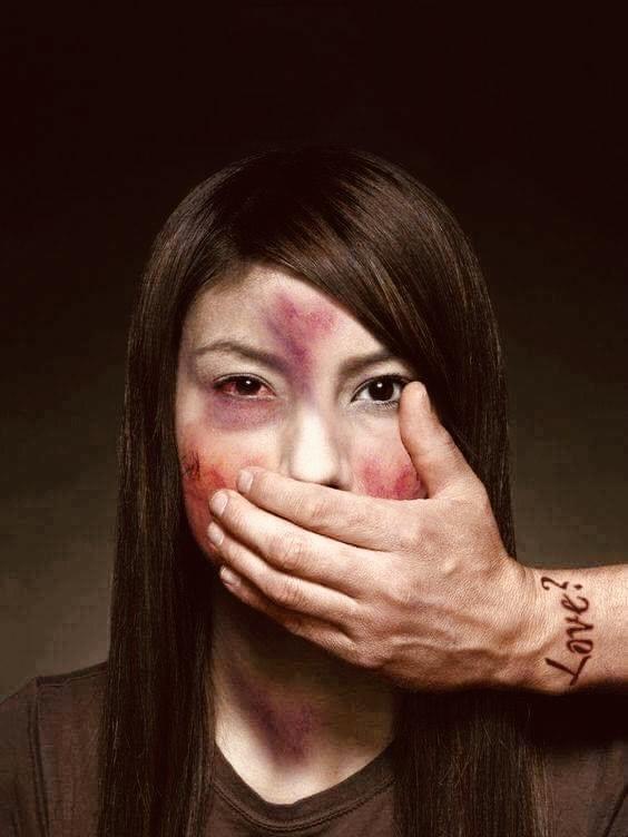 violenza sulle donne. questo non è amore